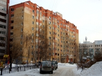 neighbour house: st. Bondarenko, house 6. Apartment house
