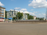 Казань, Ямашева проспект, дом 4. многоквартирный дом