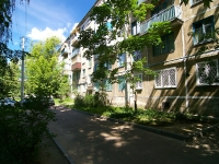 neighbour house: avenue. Yamashev, house 6. Apartment house
