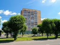 Казань, Ямашева проспект, дом 9. многоквартирный дом
