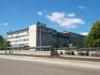 neighbour house: avenue. Yamashev, house 10. office building