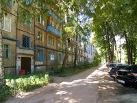 Казань, Ямашева проспект, дом 12. многоквартирный дом