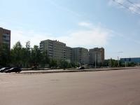 Казань, Ямашева проспект, дом 15 к.1. многоквартирный дом