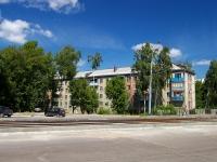 Казань, Ямашева проспект, дом 16. многоквартирный дом