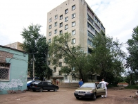 Kazan, Yamashev avenue, house 21. Apartment house