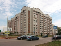 Kazan, Yamashev avenue, house 29. Apartment house