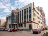 neighbour house: avenue. Yamashev, house 37. multi-purpose building