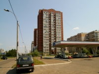 Kazan, Yamashev avenue, house 43. Apartment house