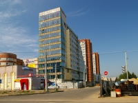 neighbour house: avenue. Yamashev, house 45А. building under construction