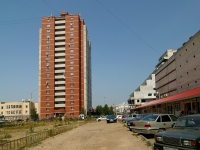 neighbour house: avenue. Yamashev, house 45. Apartment house