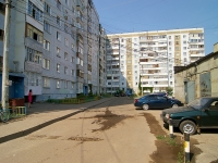 Kazan, Yamashev avenue, house 49. Apartment house