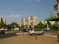 neighbour house: avenue. Yamashev, house 50. Apartment house