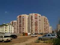 Kazan, Yamashev avenue, house 51. Apartment house
