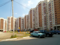 Kazan, Yamashev avenue, house 51. Apartment house