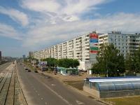 Kazan, Yamashev avenue, house 54 к.2. Apartment house