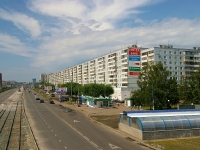 Kazan, Yamashev avenue, house 54 к.3. Apartment house