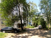 neighbour house: avenue. Yamashev, house 56. Apartment house