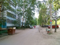neighbour house: avenue. Yamashev, house 58. Apartment house