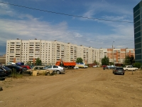 Kazan, Yamashev avenue, house 73. Apartment house