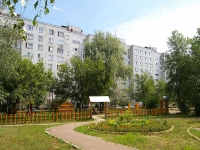 neighbour house: avenue. Yamashev, house 74. Apartment house