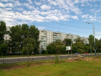 neighbour house: avenue. Yamashev, house 78. Apartment house
