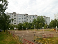 neighbour house: avenue. Yamashev, house 84. Apartment house
