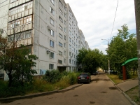 Kazan, Yamashev avenue, house 84. Apartment house