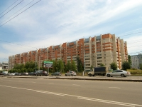Kazan, Yamashev avenue, house 87. Apartment house
