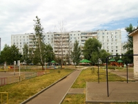 neighbour house: avenue. Yamashev, house 88. Apartment house