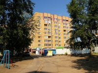 neighbour house: avenue. Yamashev, house 102А. Apartment house