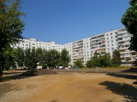 neighbour house: avenue. Yamashev, house 102. Apartment house