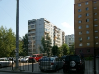 neighbour house: avenue. Yamashev, house 108. Apartment house