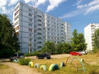 neighbour house: avenue. Yamashev, house 110. Apartment house