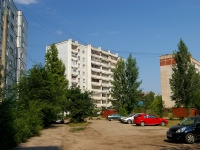 neighbour house: avenue. Yamashev, house 112. Apartment house