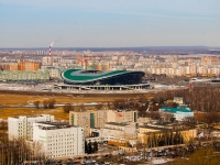 "Казань, стадион ""Казань Арена"", Ямашева проспект, дом 115А"