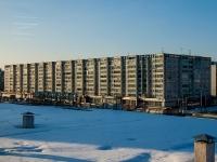 Kazan, Yamashev avenue, house 82. Apartment house