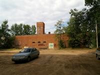 Казань, Ямашева проспект, хозяйственный корпус