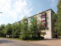 Казань, улица Ярослава Гашека, дом 1. многоквартирный дом