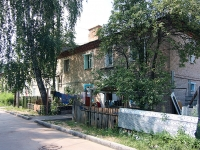 Kazan, Yaroslav Gashek st, house 6. Apartment house