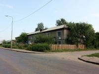 Казань, улица Ярослава Гашека, дом 6. многоквартирный дом