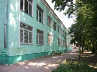 Kazan, school of art №15, Golubyatnikov st, house 7