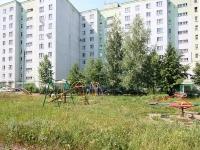 Kazan, Golubyatnikov st, house 13. Apartment house