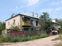 Казань, улица Голубятникова, дом 17. многоквартирный дом