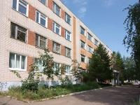 Казань, улица Голубятникова, дом 18. училище