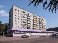 neighbour house: st. Golubyatnikov, house 21А. Apartment house with a store on the ground-floor
