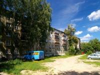 Казань, улица Волгоградская, дом 7. многоквартирный дом