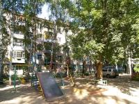 Казань, улица Волгоградская, дом 10. многоквартирный дом