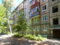 Казань, улица Волгоградская, дом 17. многоквартирный дом