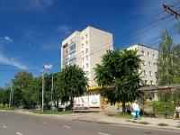 Kazan, Volgogradskaya st, house 18. Apartment house