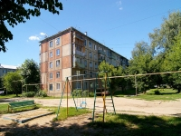 neighbour house: st. Volgogradskaya, house 25. Apartment house